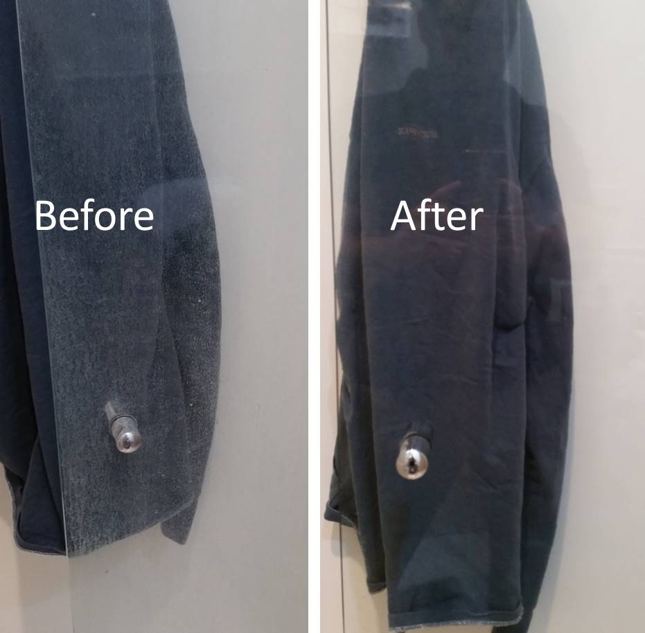 before-and-after-removing-calcium-build-up-in-showers